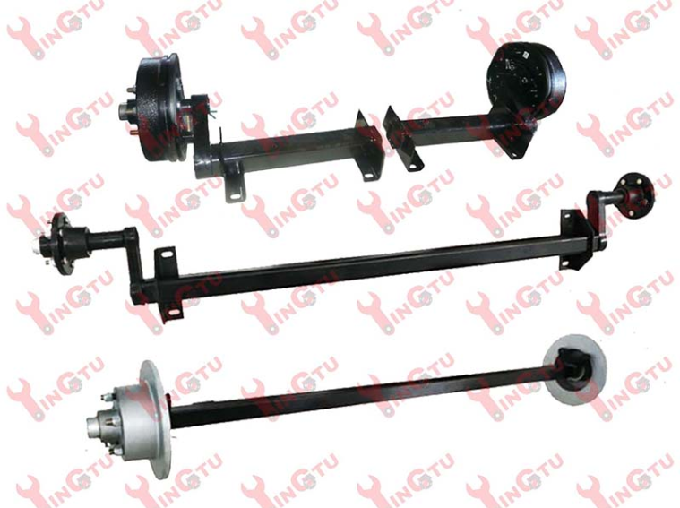 Boat Trailer and Trailer Axles