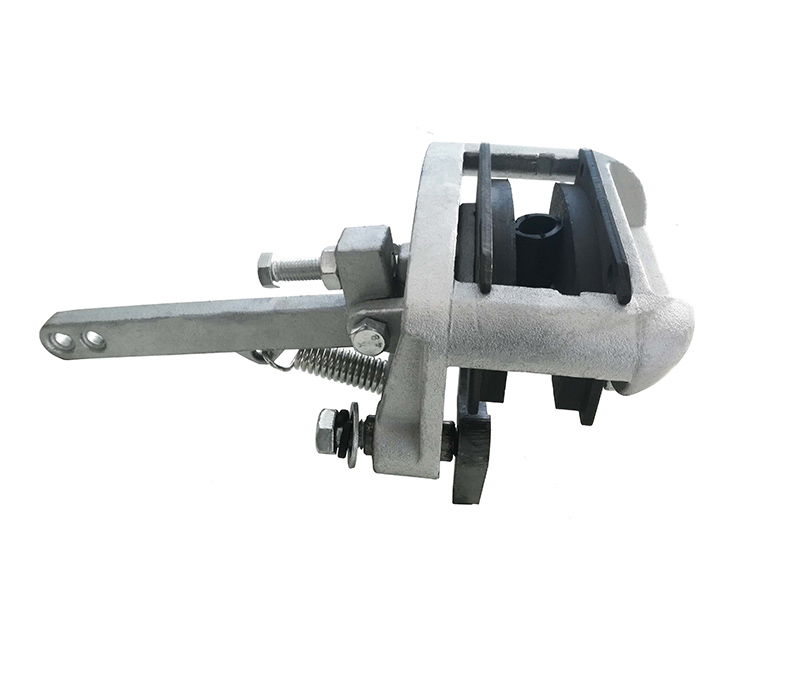 Galvanized Trailer Mechanical Disc Brake Caliper