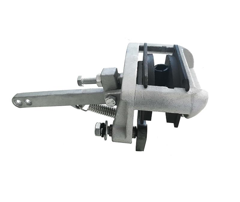 Galvanized Trailer Mechanical Disc Brake Caliper
