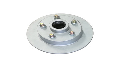 Two Types Of Brakes Commonly Used In Trailers