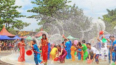 Grand Songkran Festival!