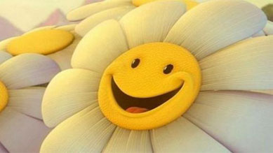 Smiley Face The World Smile Day!