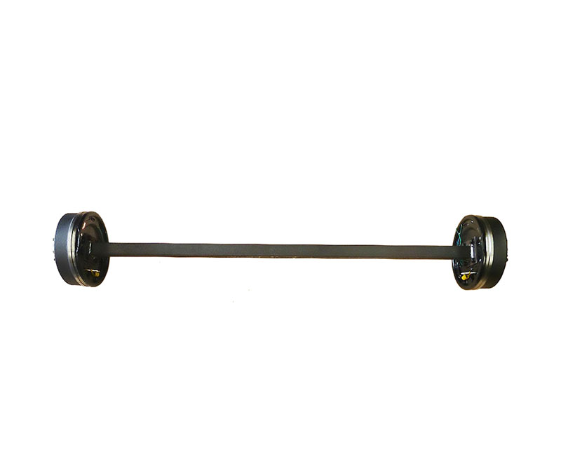 Trailer Spring Axle With Drum Brakes